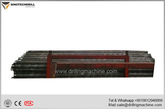 Mineral Exploration Wireline Core Drilling Tool Steel Drill Rod , Rock Drill Rods