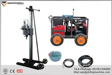 P30 30m depth 42mm core diameter module design portable drill rig
